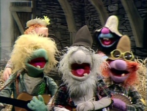 muppet band